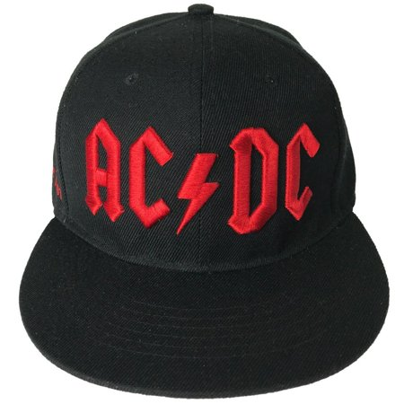 Acc Hat - AC/DC - Red Logo Apparel Hat - Unknown