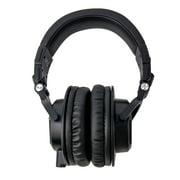 Tascam TH-02 Closed Back Studio Headphones Black