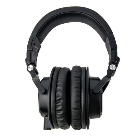 Tascam TH-02 Closed Back Studio Headphones - Closed Back Studio Monitor Headphones