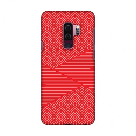 samsung galaxy s9 plus case red