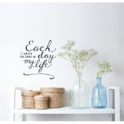 ADZif Blabla the Story of My Life EN Wall Decal