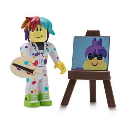 - Roblox Celebrity Collection Pixel Artist Figure Pack