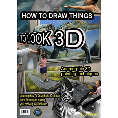 How To Draw 3D - eBook ()