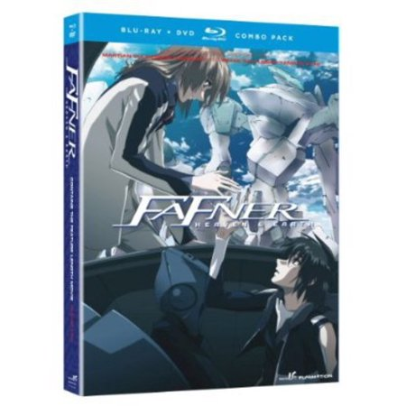 Under The Banner Of Heaven Movie (Fafner: Heaven and Earth Movie (Blu-ray +)