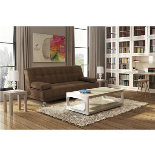 DHP Markham Premium Convertible Sofa Sleeper Walmart