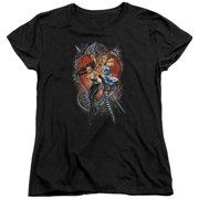 Zenescope Heart Womens Short Sleeve Shirt