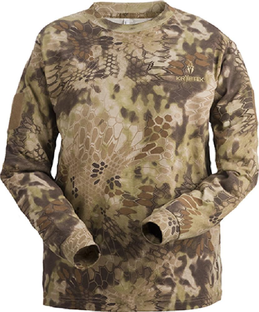 Realm Brands Stalker Long Sleeve Shirt Highlander Large by REALM BRANDS LLC