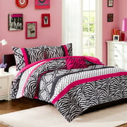 Home Essence Teen Leona Printed Comforter Bedding Set