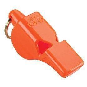 Fox 40 Mini Whistle (Sea Sport Mini Whistle Fox 40 Orange)