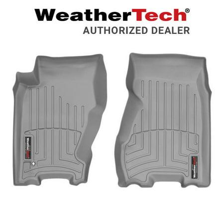 WeatherTech Floor Liner Fits 1999-04 Jeep Grand Cherokee - Grey 460521 ()