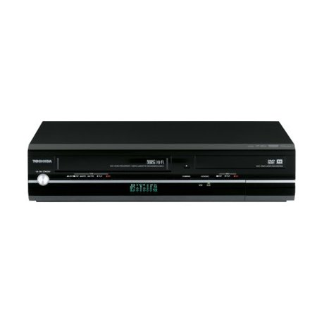 Toshiba DVR610 1080p Upconverting Tunerless VHS DVD Recorder -Refurbished