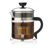 Primula Classic 18 oz. Tea Brewer with Integrated Tea Basket, Chrome