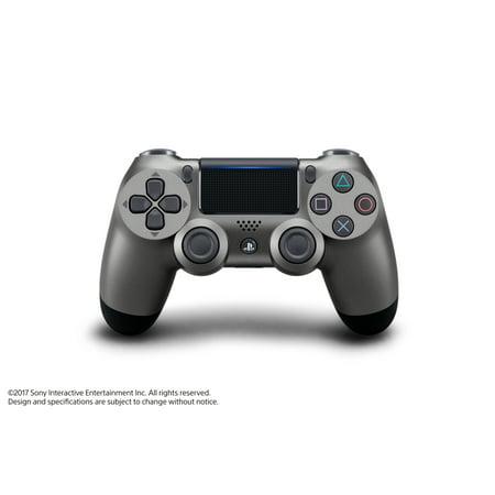 Sony Playstation 4 DualShock 4 Controller, Steel Black, 3002837