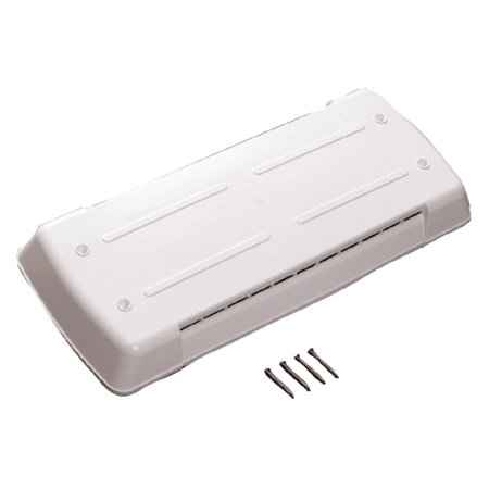 Polar White Refrigerator Vent Lid Cover / Replacement For New Style Dometic