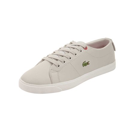 (Lacoste Youth Marcel Lace 216 Sneakers in Grey)
