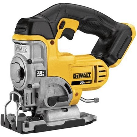 Dewalt Dw788 Scroll Saw - DEWALT 20V Max Jig Saw Bare Tool
