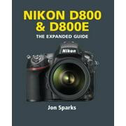 Nikon D800 & D800E - eBook