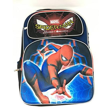 Backpack - Marvel - Spiderman - 3D Pop-up New