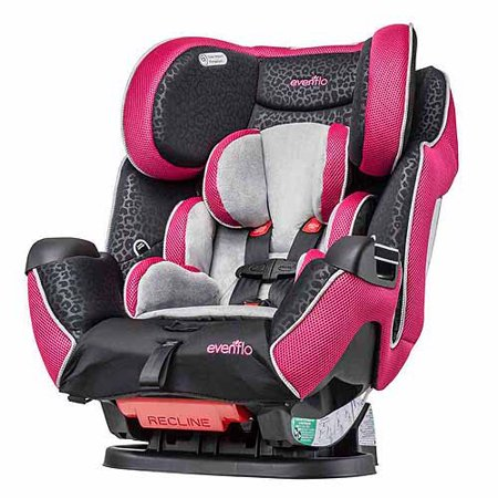 evenflo symphony lx all in one convertible car seat adrianne best convertible car seats. Black Bedroom Furniture Sets. Home Design Ideas