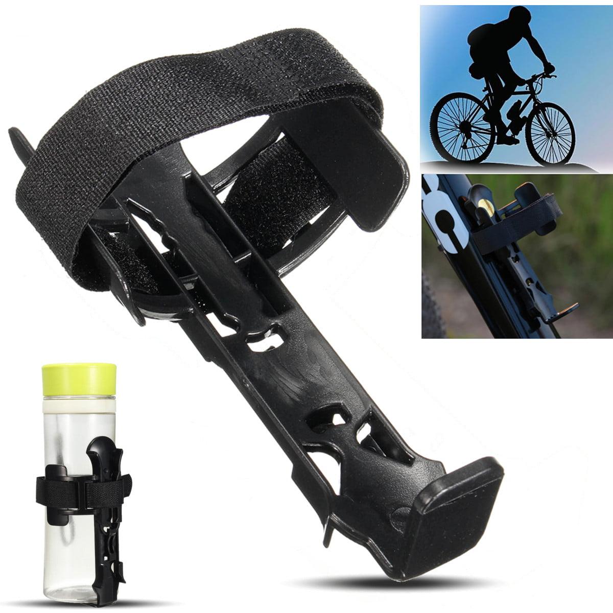 Universal Adjustable MTB Bicycle Mountain Bike Drink Water Bottle Holder  new