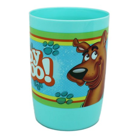 Scooby-Doo and the Mystery Machine Teal Colored Plastic Kids - Colored Plastic Cups