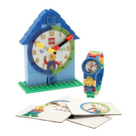 LEGO Time Teacher Blue