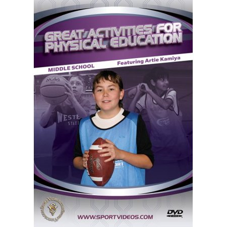 Great Activities for Physical Education: Middle School - Halloween Physical Education Activities