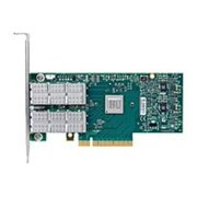 Mellanox ConnectX-3 MCX354A-FCBT 2-Ports Network Adapter - PCI (Refurbished)