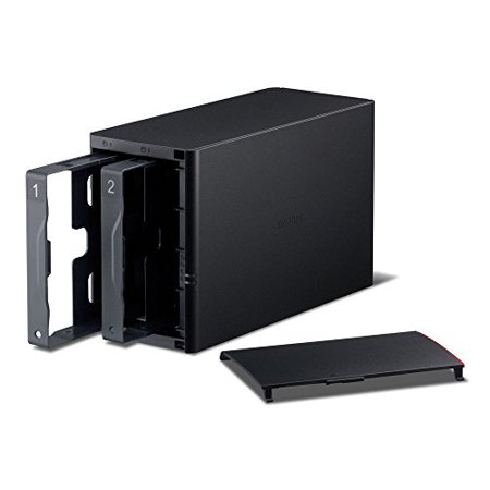 Buffalo Linkstation 220 Personal Cloud Storage   Marvell Armada 370 800 Mhz   2 X Total Bays   256 Mb Ram   Serial Ata 300   Raid Supported   1 X Usb Ports  Ls220de