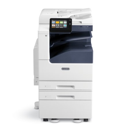 Refurbished Xerox VersaLink C7020 Color Laser Multifunction Copier - A3, A4, 20ppm, Copy, Print, Scan, Auto Duplex, Network, ConnectKey Technology, Mobile & Cloud-ready, 2 Trays, Stand
