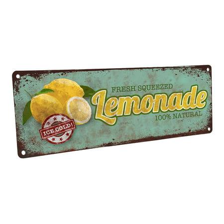 Fresh Squeezed Lemonade 4