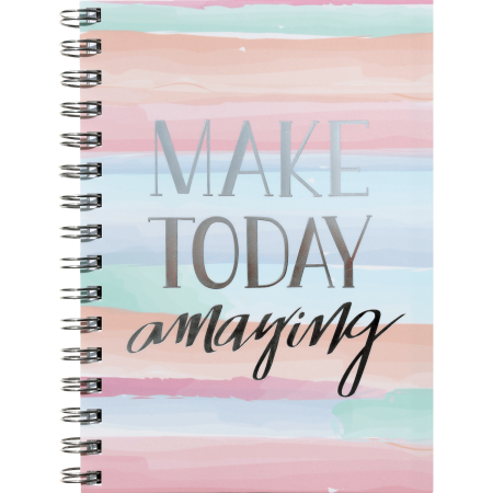 Studio C Silver Lining Academic Year Weekly Monthly Planner 07/18-06/19