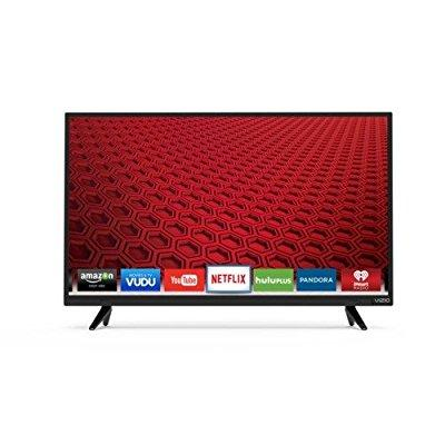 VIZIO E32-C1 32-Inch 1080p Smart LED TV Built-in WiFi - Refurbished