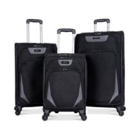 750 New Kenneth Cole Reaction Going Places 3 PC Suitcase Luggage Set  Spinner - Walmart.com 2acf0821d6947