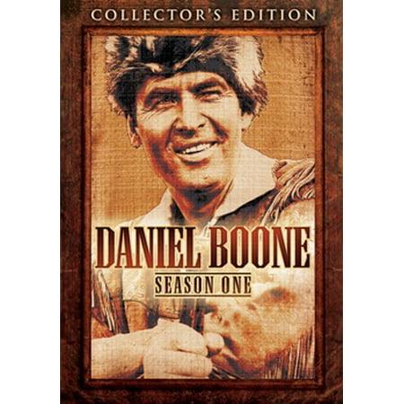 Daniel Boone: Season One (DVD) ()