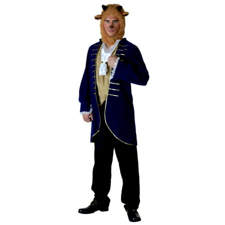 Plus Size Well-Dressed Beast Costume - Well Made Costumes