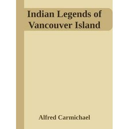 Halloween Parties Vancouver Island (Indian Legends of Vancouver Island -)