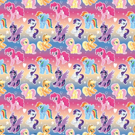 My Little Pony Wrapping Paper - My Little Pony Wrapping Paper
