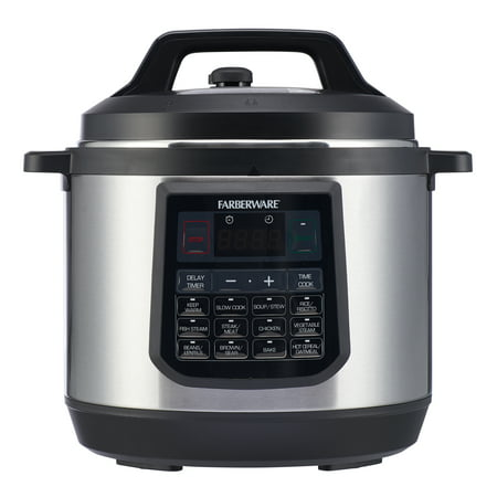 Farberware 8-Quart 7-in-1 Programmable Pressure Cooker