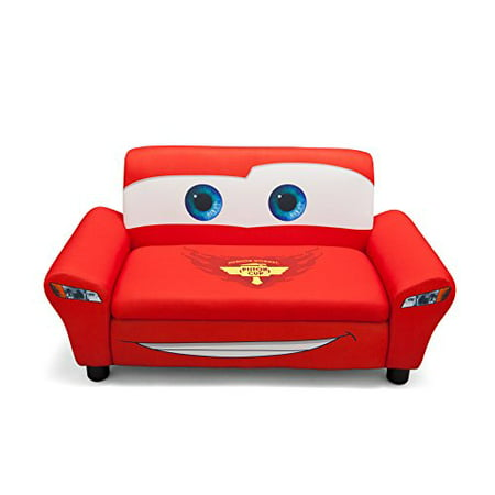 Delta Childrens  Products Disney Pixar Cars Upholstered Sofa