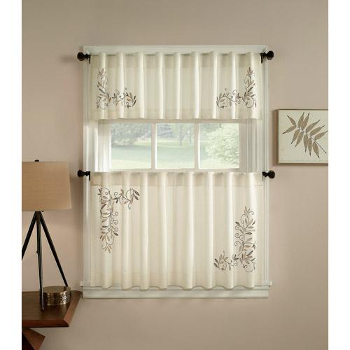 Walmart kitchen curtains