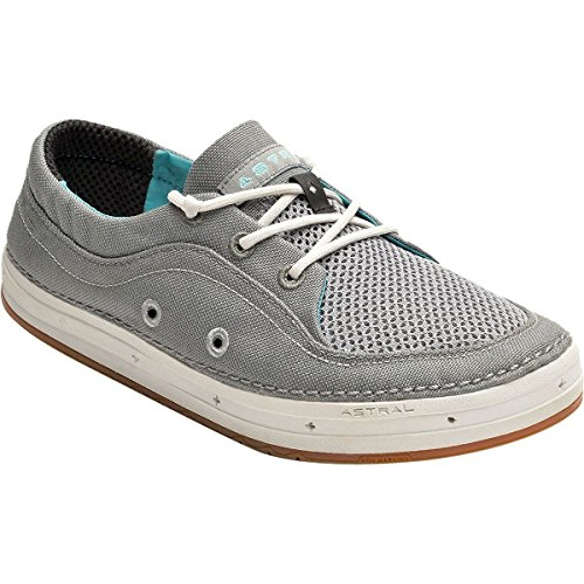 Astral Porter Water Shoe - Women's Gray/Turquoise, 6.0