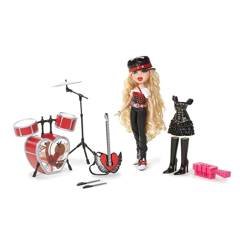 MGA Entertainment Bratz Girlz Really Rock Cloe