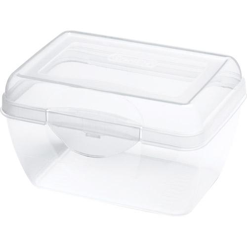 Sterilite Micro FlipTop Box, Set of 12