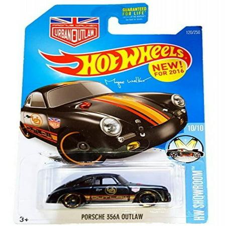 Hot Wheels, 2016HW Showroom, Magnus Walker's Porsche 356A Outlaw [Black]