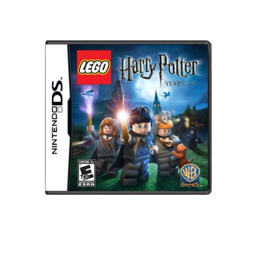 Warner Bros. Lego Harry Potter: Years 1-4 (DS)