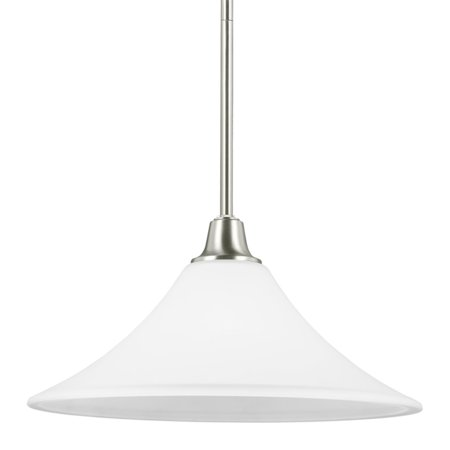 Sea Gull Lighting Metcalf 6513201 1-Light Pendant ()