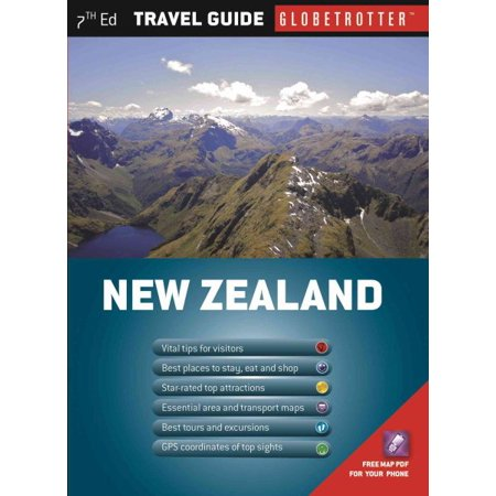 Globetrotter Travel Pack New Zealand