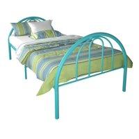 Rack Furniture Brooklyn Classic Metal Bed, Twin, Multiple Colors