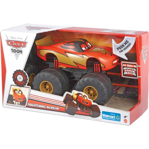 Disney Cars Frightening McMean Vehicle